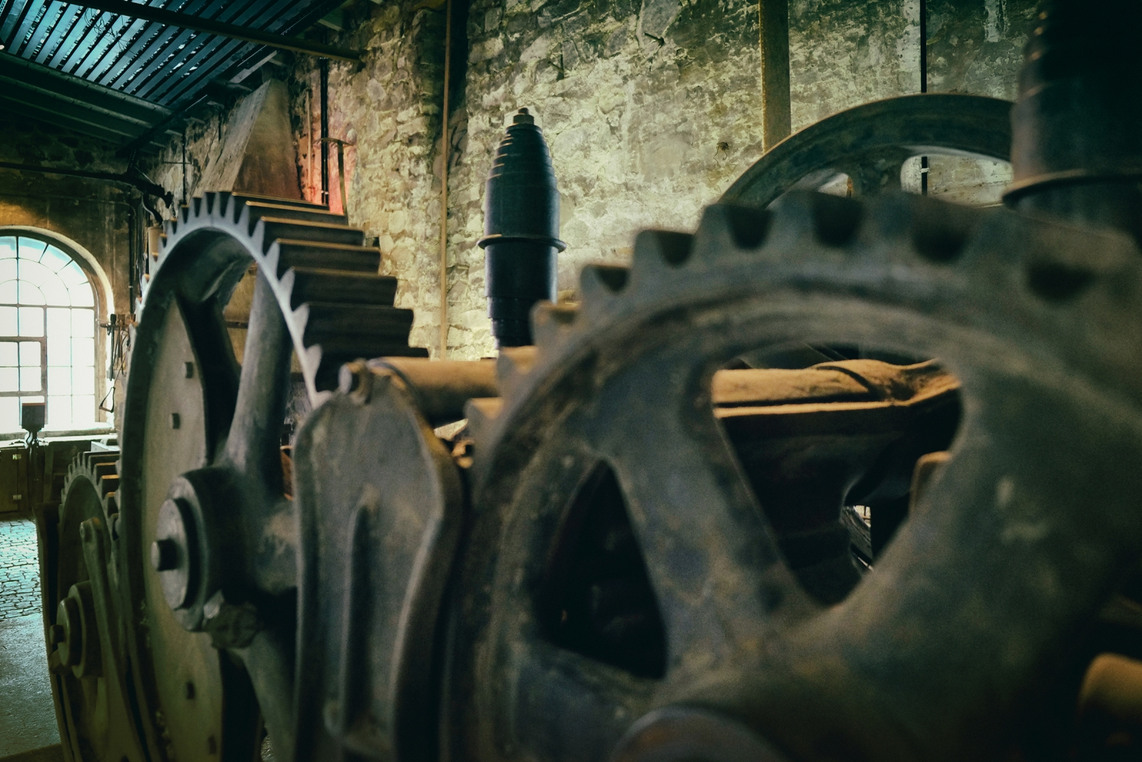 Industrial Picture